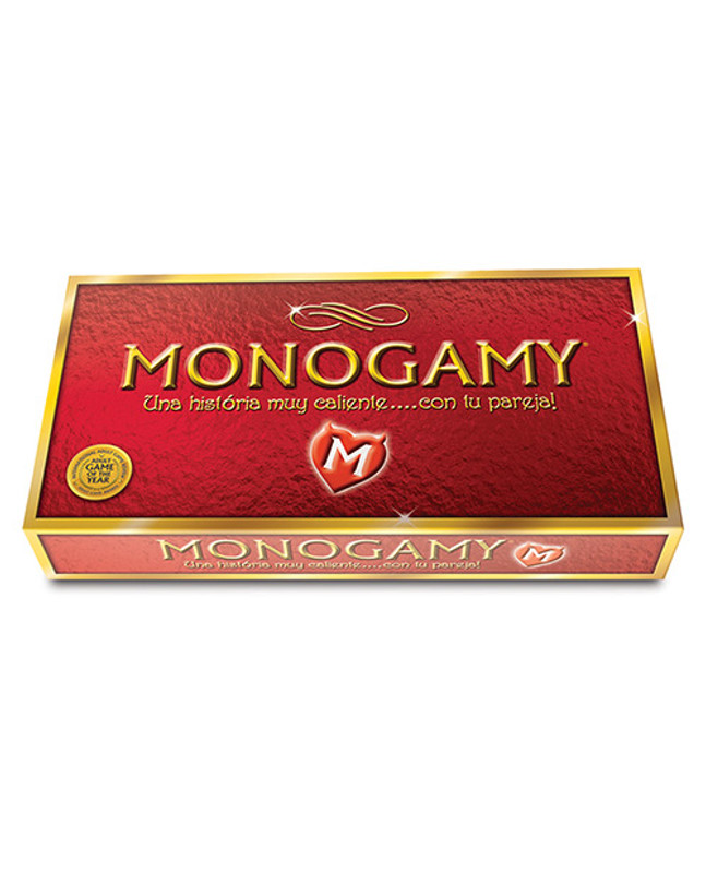 Monogamy A Hot Affair Game - Spanish Version