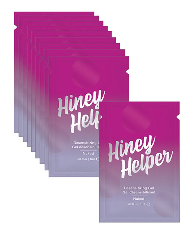 Hiney Helper Foil - 1 Ml Pack Of 24