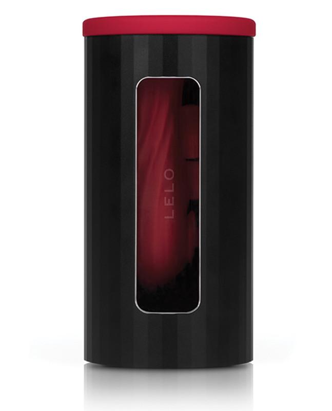 Lelo F1S Developers Kit Male Masturbator - Red