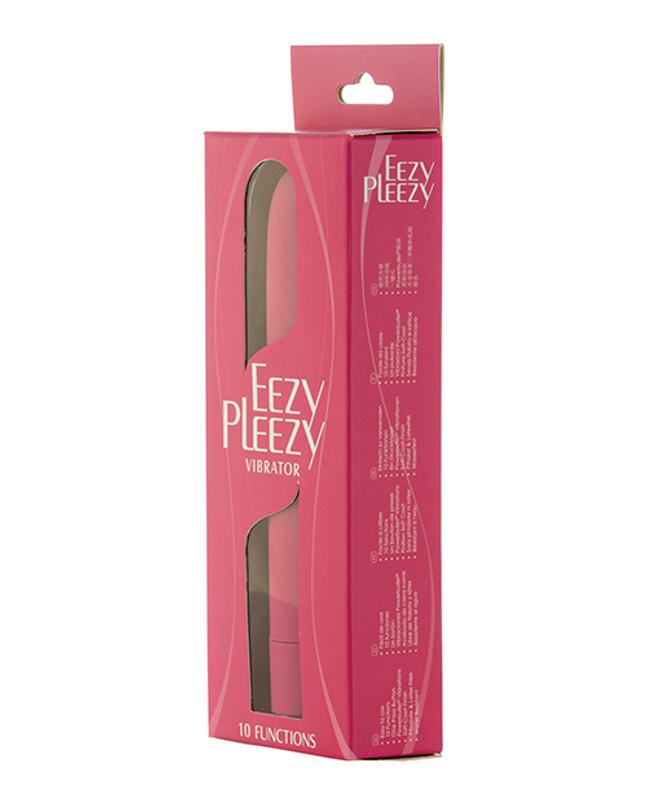Easy Pleezy Vibrator - Pink