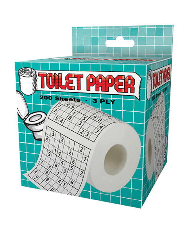 Sodoku Toilet Paper