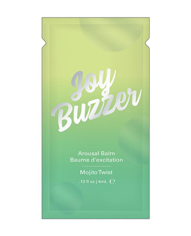 Joy Buzzer Naked Foil - 4 Ml