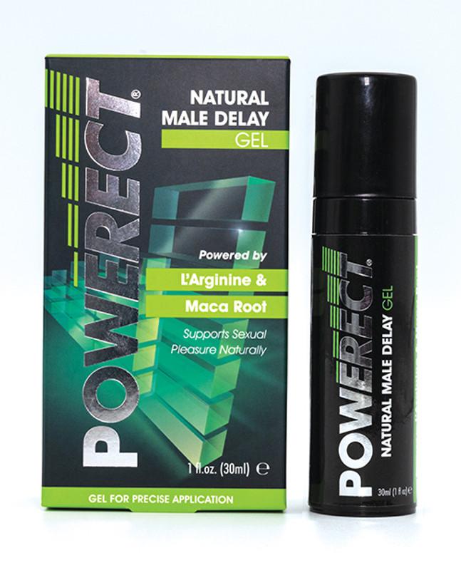 Powerect Natural Delay Serum - 30 Ml