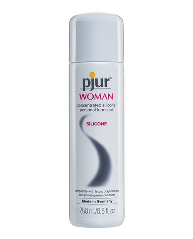Pjur Woman Silicone Personal Lubricant - 250 Ml Bottle