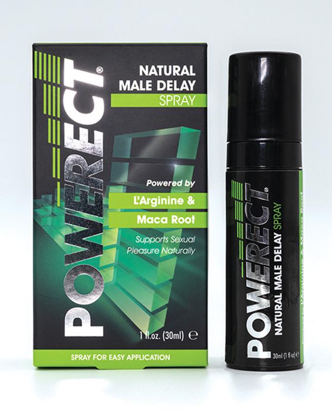 Creative Conceptions Powerect Natural Delay Desensitizing Spray 30Ml