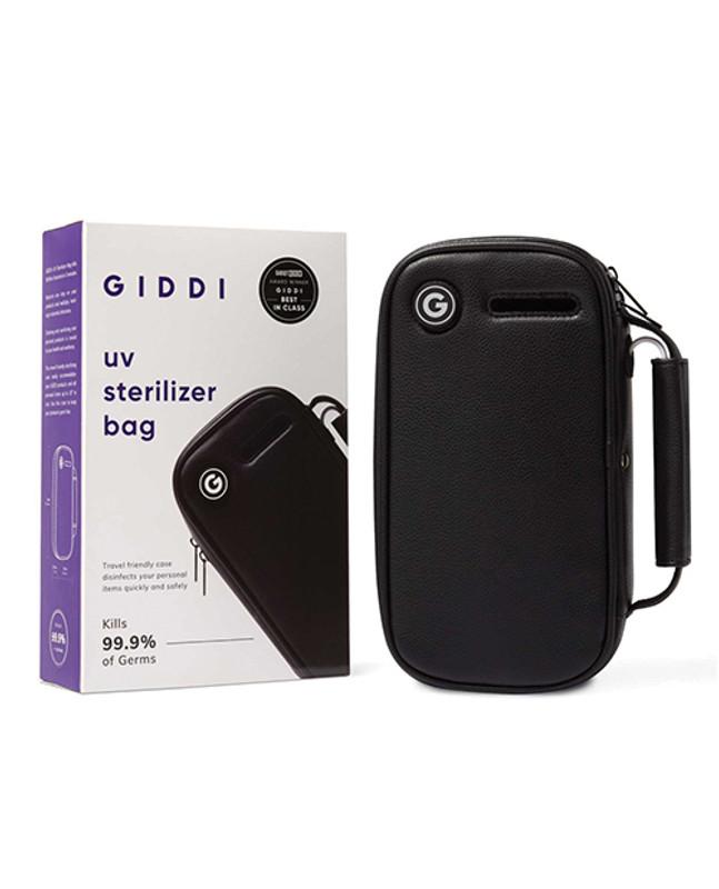 Giddi Uv Sterilizer Bag - Black