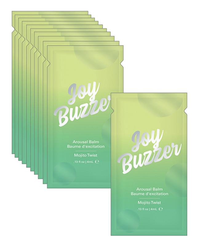 Joy Buzzer Mojito Twist Foil - 4 Ml Pack Of 24