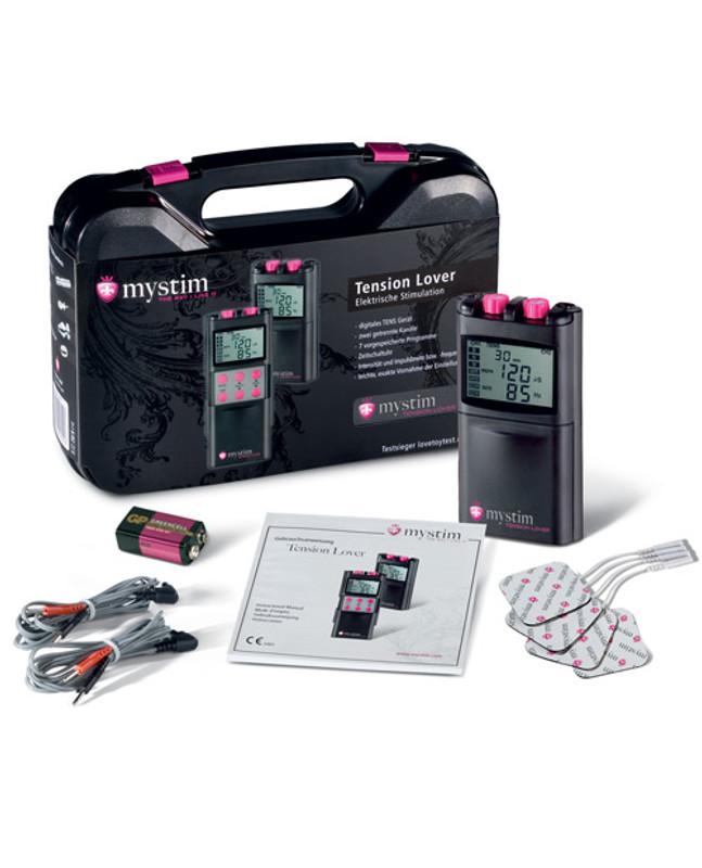 Mystim Electro Stimulation Tension Lover Nerve Stim
