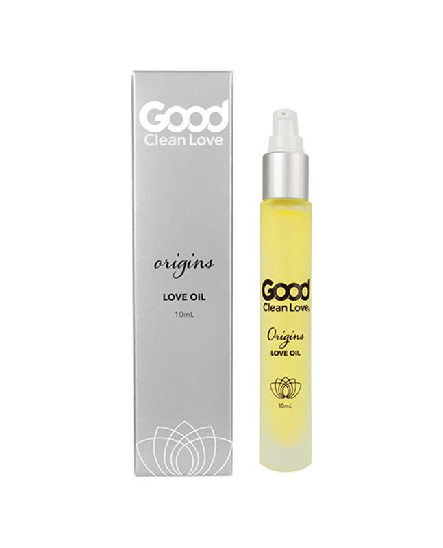 Good Clean Love Origins Love Oil - 10 Ml