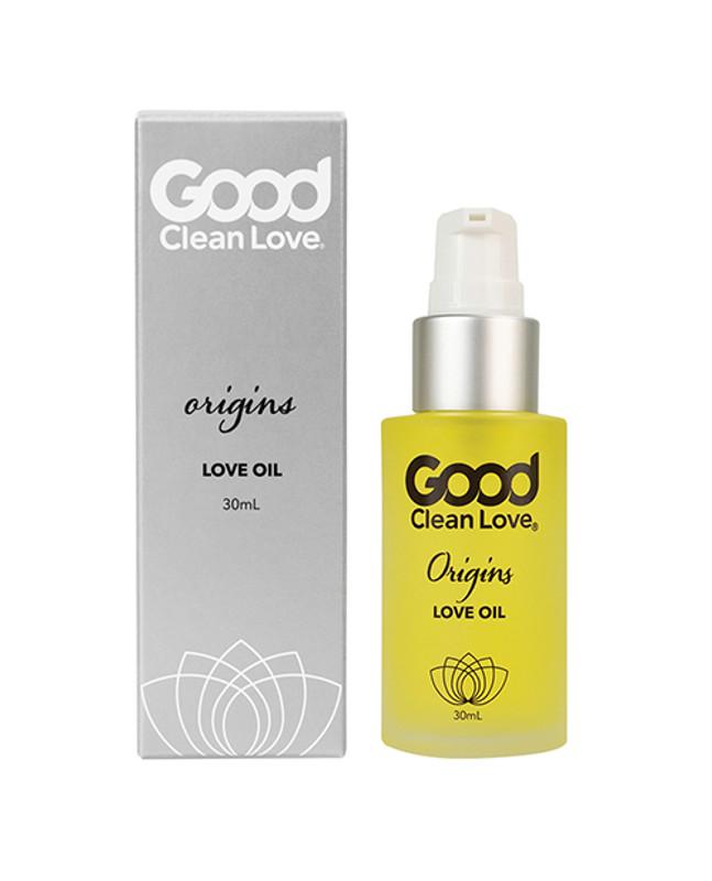 Good Clean Love Origins Love Oil - 30 Ml