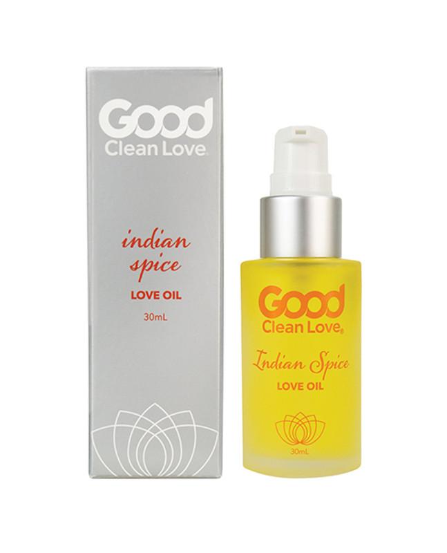 Good Clean Love Caribbean Rose Love Oil - 30 Ml