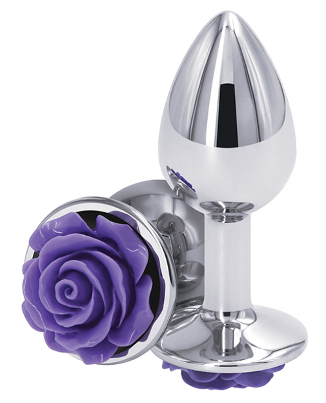 Rear Assets Small - Purple Rose
