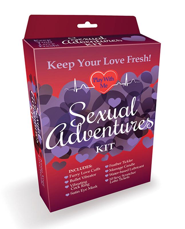 Sexual Adventures Kit