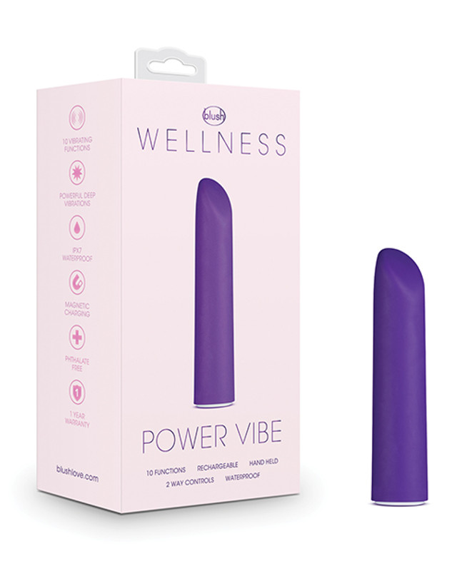 Blush Wellness Power Vibe - Purple