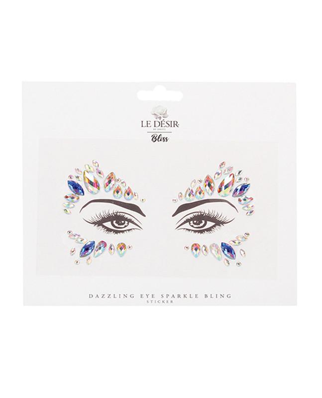 Shots Bliss Dazzling Eye Sparkle Bling Sticker O/s