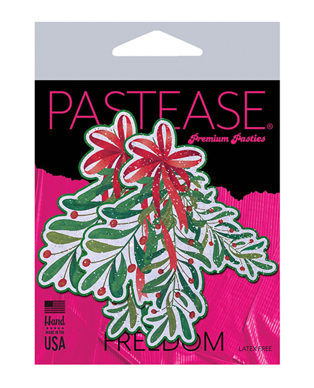 Pastease Holiday Mistletoe - Green/red O/s