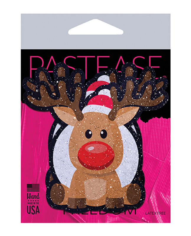 Pastease Holiday Reindeer - Brown