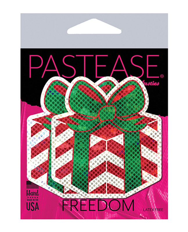 Pastease Holiday Gift - Red/white/green O/s