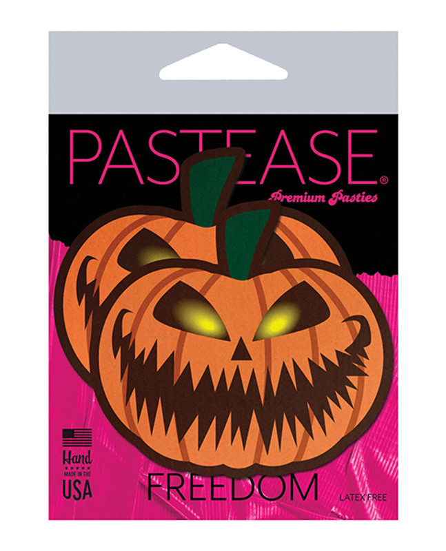 Pastease Halloween Scary Pumpkin - Orange O/s