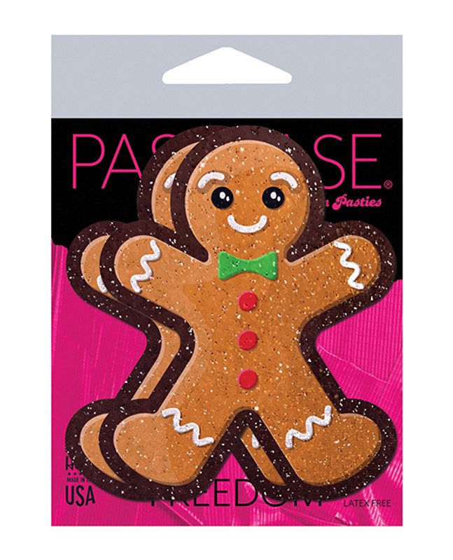 Pastease Holiday Gingerbread- Brown