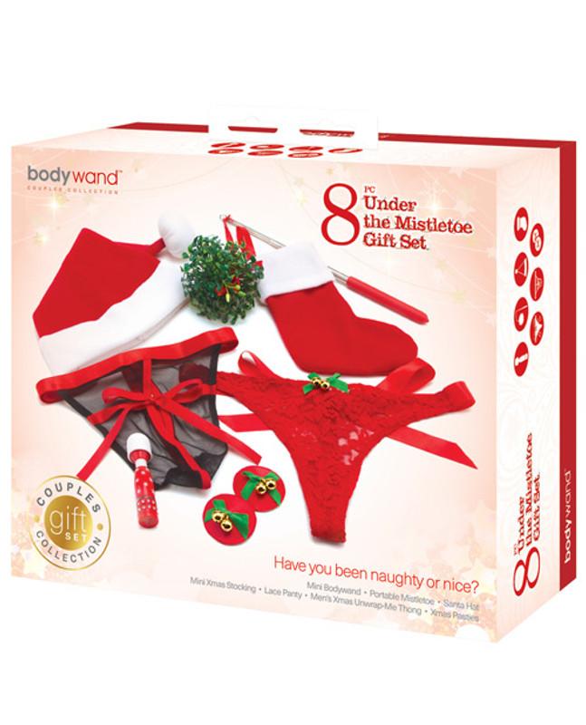 Xgen Bodywand 8 Pc Under The Mistletoe Gift Set