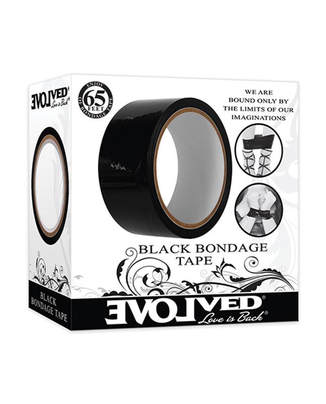 Evolved Bondage Tape - Black