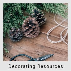 Christmas Decorating Resource Guide