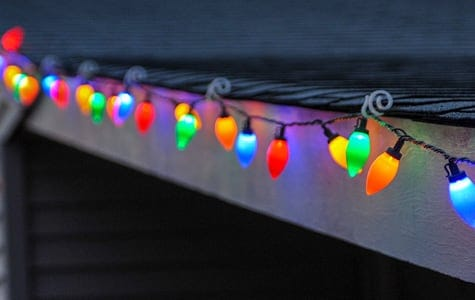 C7 Christmas Lights