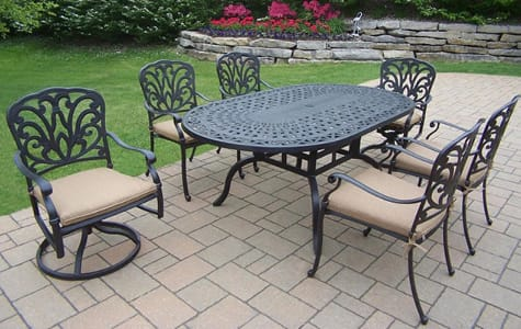 Peachy Outdoor Patio Furniture For Sale Christmas Central Machost Co Dining Chair Design Ideas Machostcouk
