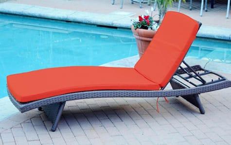 Lounge Chair Poolside