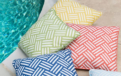 Patio Chair Cushios & Pillows
