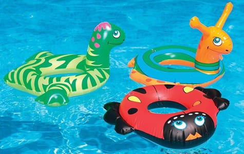 Christmas Themed Pool Floats.Swimming Pool Floats Inflatables Christmas Central