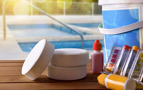 Pool Chemical & Maintenance Supplies