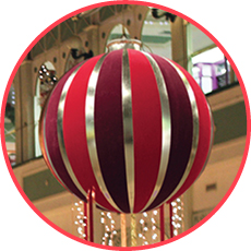 Commercial Decorations