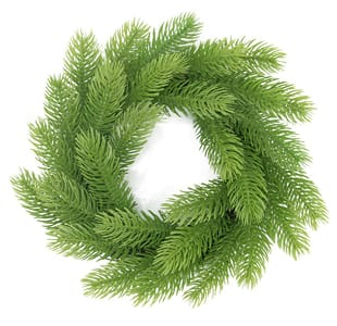 Artificial Christmas Wreaths.Artificial Christmas Wreaths Pine Berry Tinsel Pre Lit