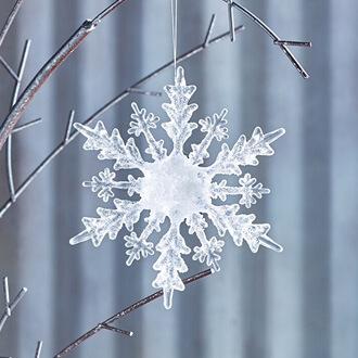 Shatterproof Snowflakes
