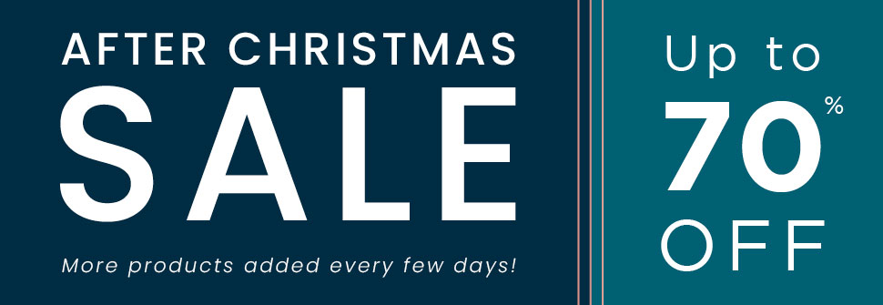 After Christmas Sale | More products added every few days! | Up to 70% Off