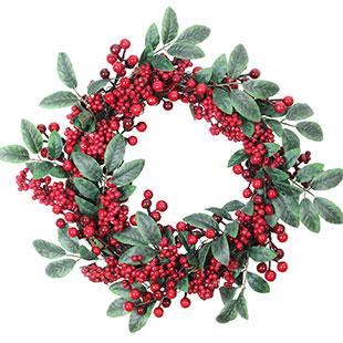 Berry Wreaths