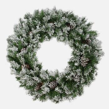 Angel Pine Series Wreath