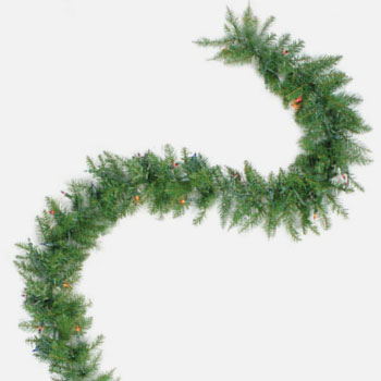 Northern Pine Series Wreath