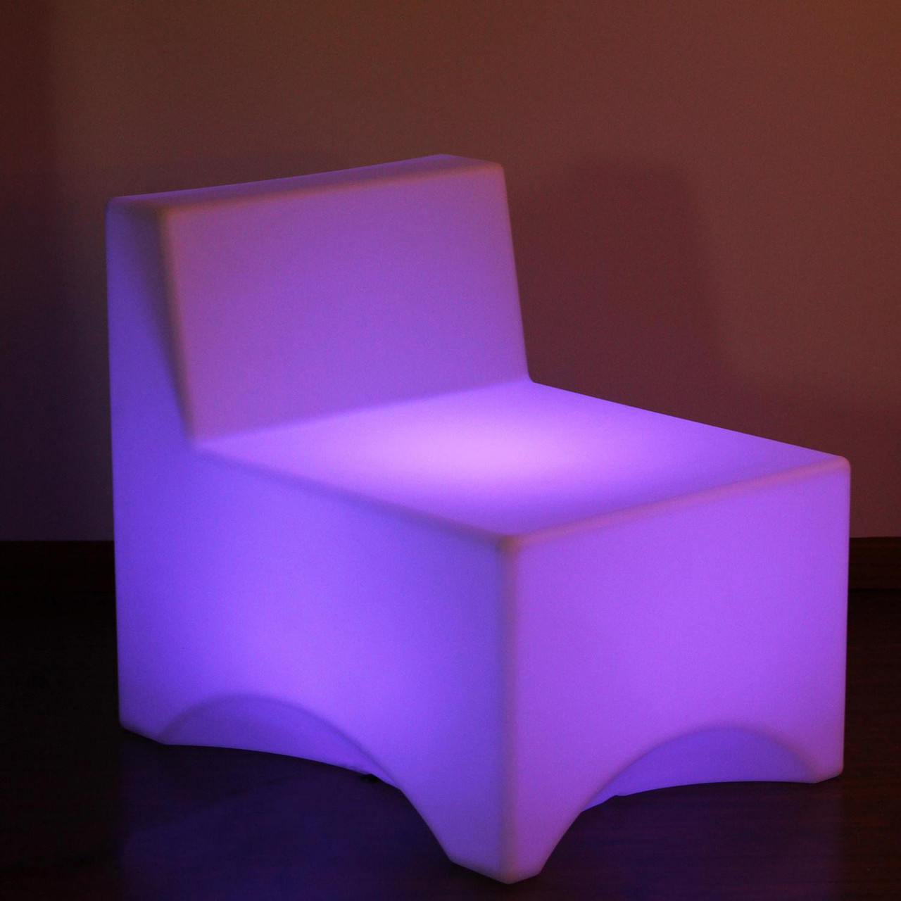 Tremendous Set Of 2 Led Lighted Color Changing Outdoor Patio Lounge Chairs With Remote Multi Lights 31369737 Spiritservingveterans Wood Chair Design Ideas Spiritservingveteransorg