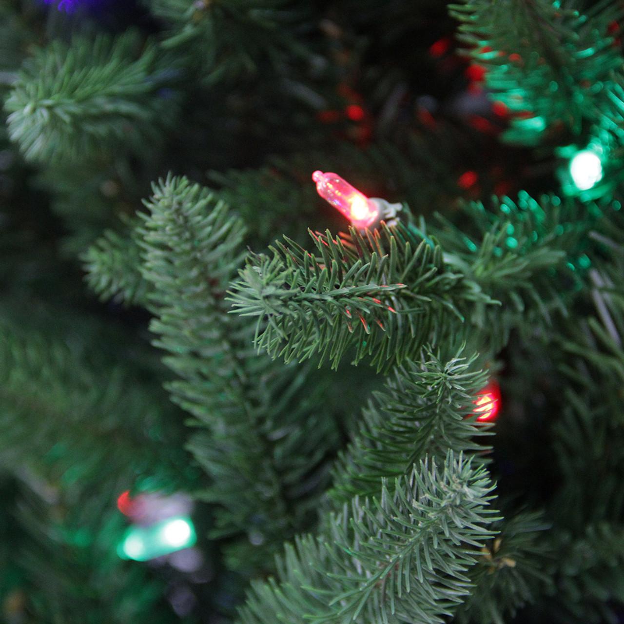 868fbb992c8 9  Pre-Lit PE PVC Mixed Pine Multi-Function Artificial Christmas ...