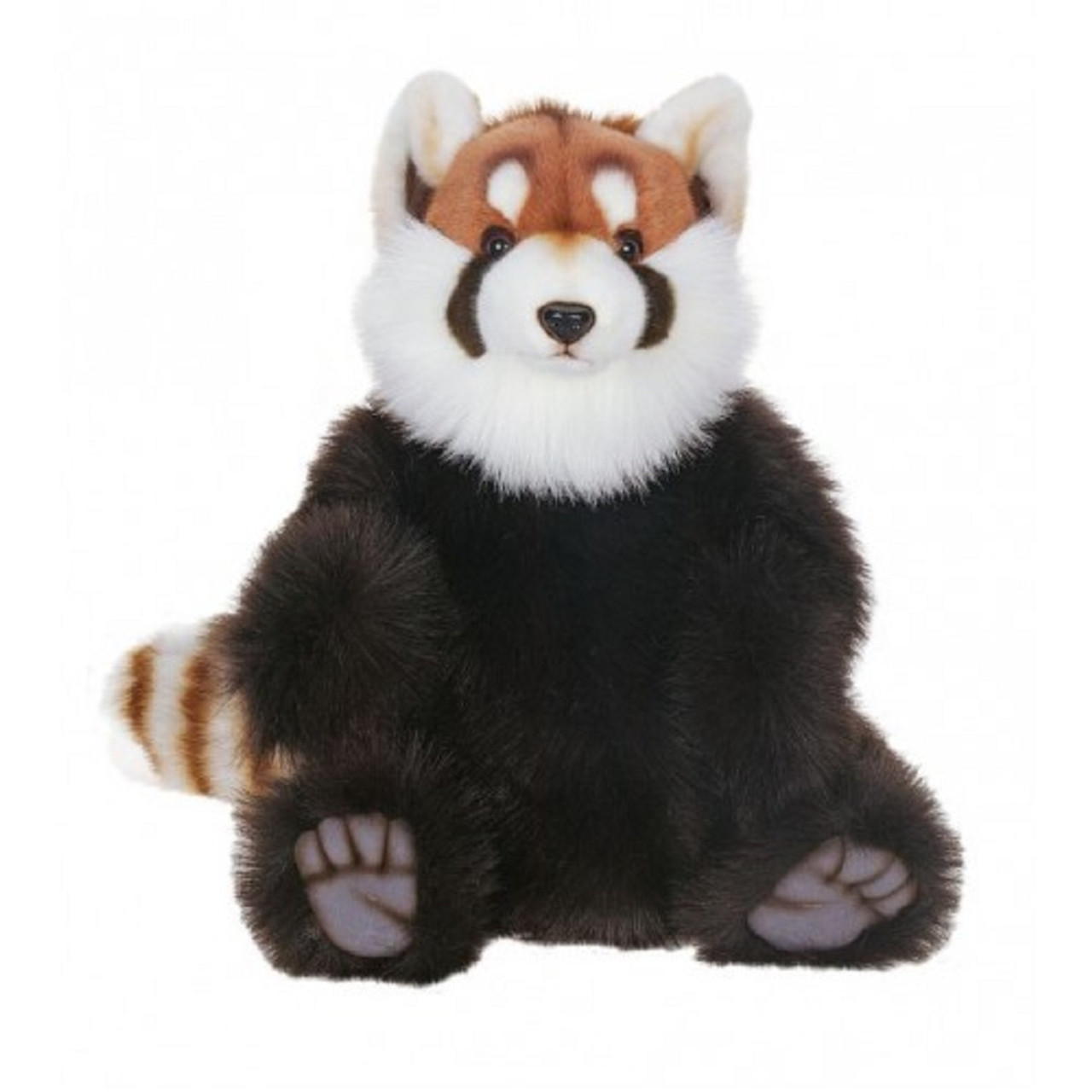 Pack Of 2 Life Like Handcrafted Extra Soft Plush Red Panda Stuffed