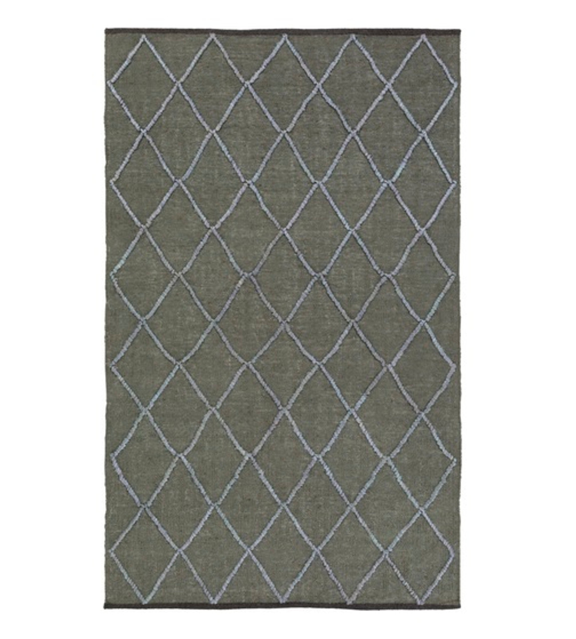 Christmas Area Rugs 8 X 10.8 X 10 Nautical Delight Bay Leaf Green And Light Cadet Blue Hand Woven Area Throw Rug 32212149