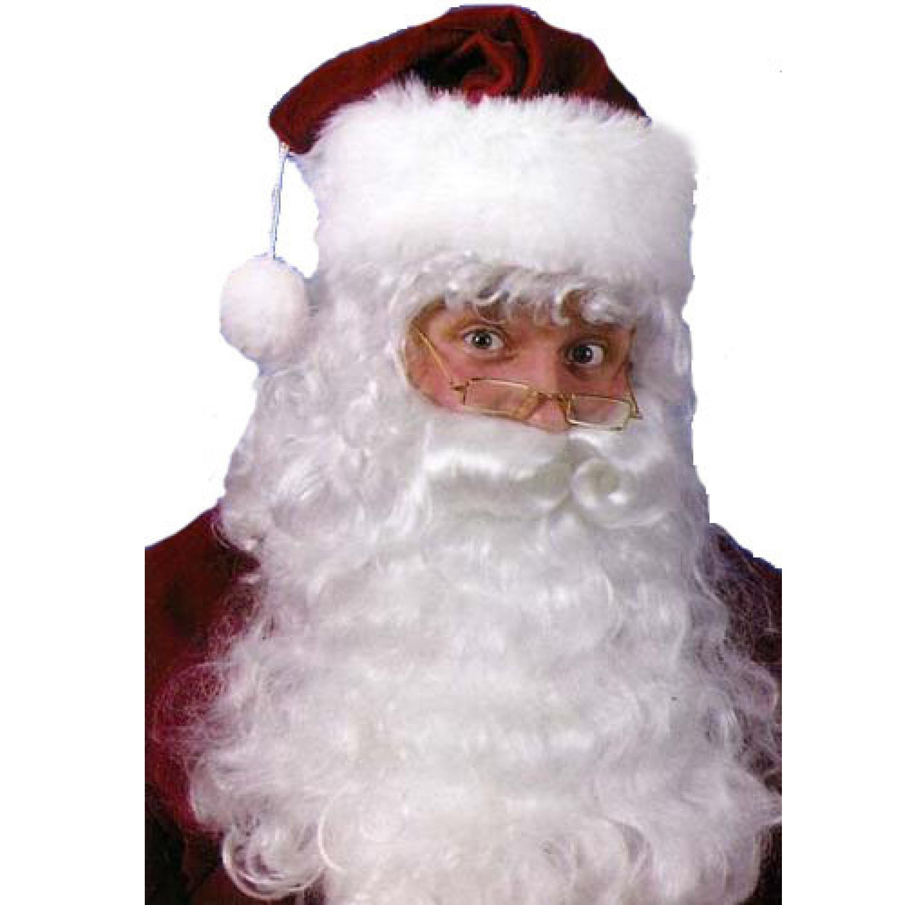 82508eceb878e Santa Claus Costume Accessory Set - Beard