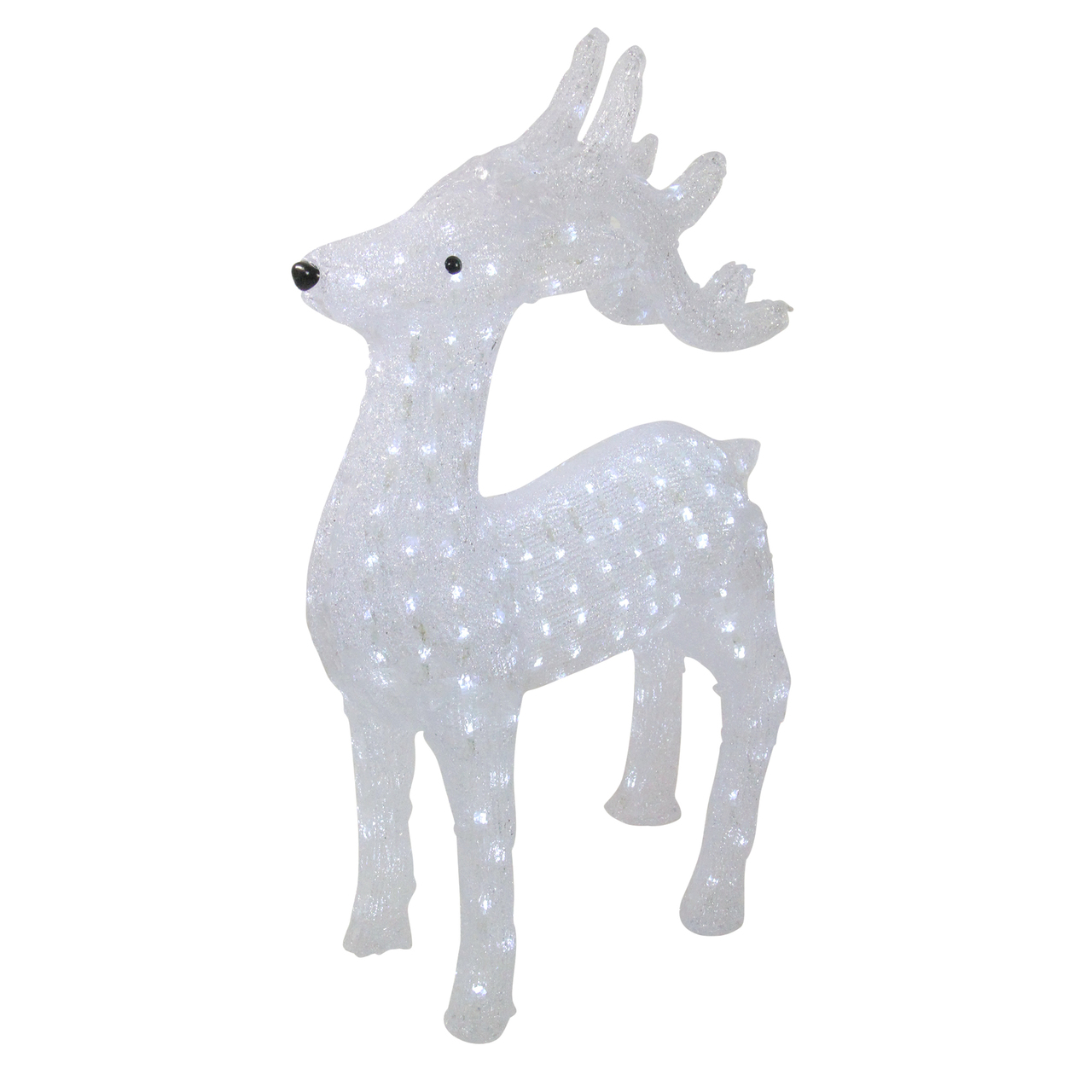 28 5 Prelit Commercial Grade Reindeer Tabletop Christmas Decor Christmas Central