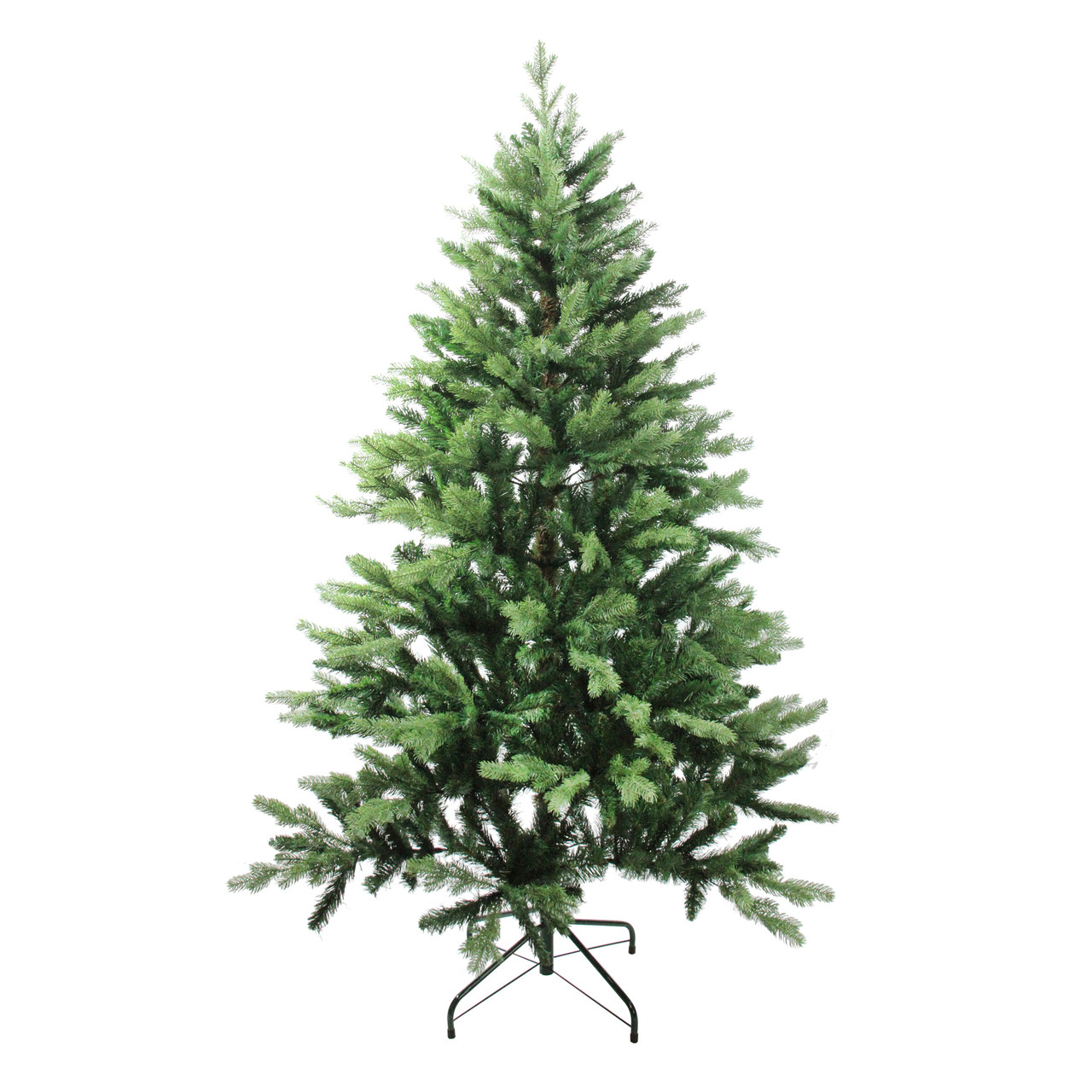 Artificial Christmas Tree Branches.7 Mixed Coniferous Pine Artificial Christmas Tree Unlit 32623775