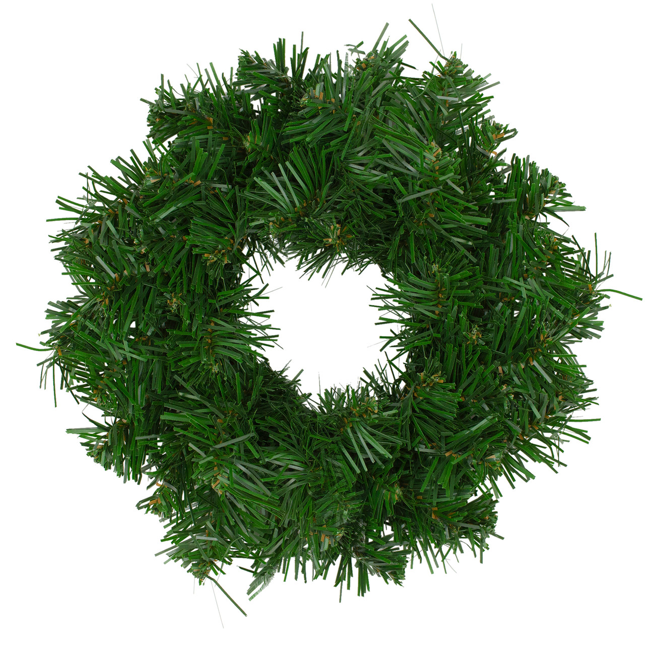 8 Deluxe Windsor Pine Artificial Christmas Wreath Unlit Christmas Central