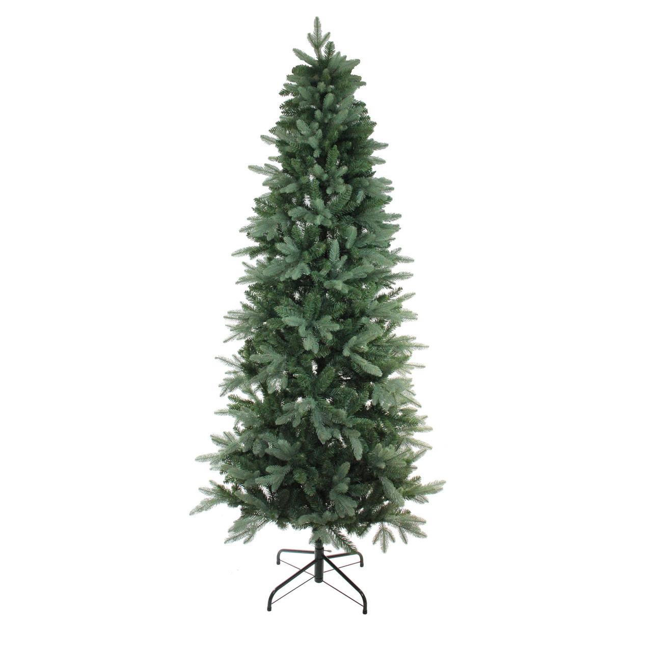Frasier Fir Christmas Tree.9 X 49 Washington Frasier Fir Slim Artificial Christmas Tree Unlit 32635561