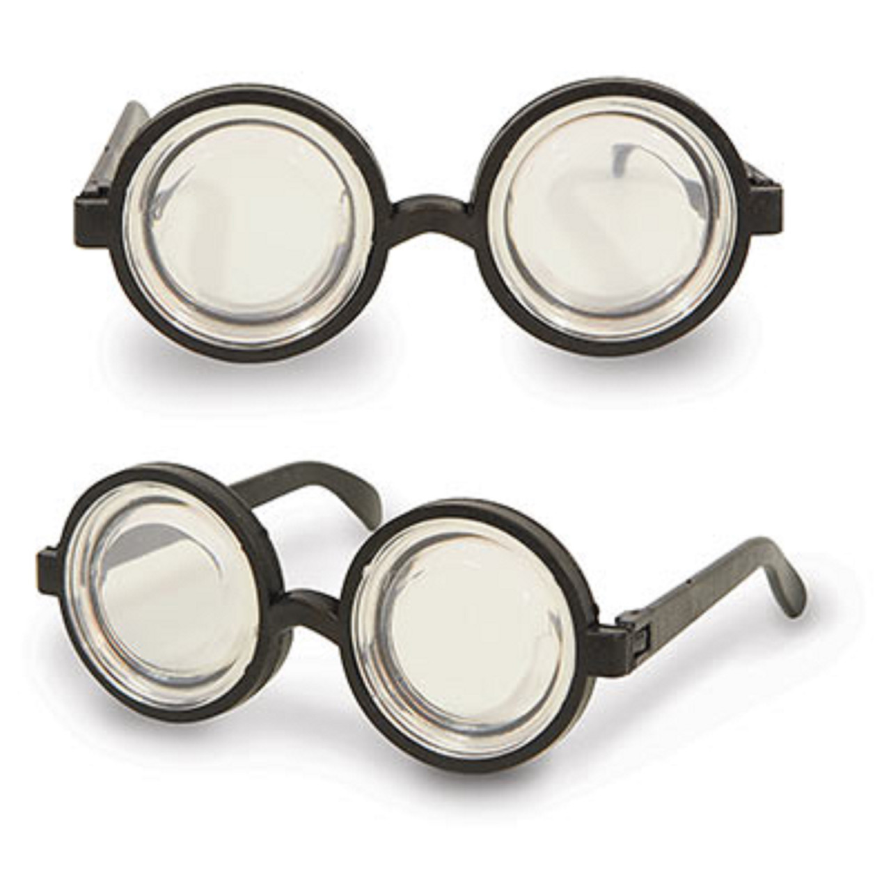 Over the Hill Birthday Candles Novelty Party Glasses Specs
